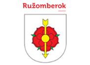 Technické služby Ružomberok, logo mesta RK