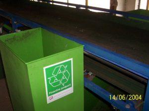 Technické služby Ružomberok, recyklácia odpadu