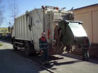 Zber, likvidácia a uskladnenie komunálneho odpadu