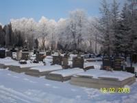 Pohrebné a cintorínske služby, starostlivosť o cintorín